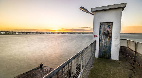 Konica Wall Art - Photograph - Sunset In Skerries Dublin Ireland. by Giuseppe Milo