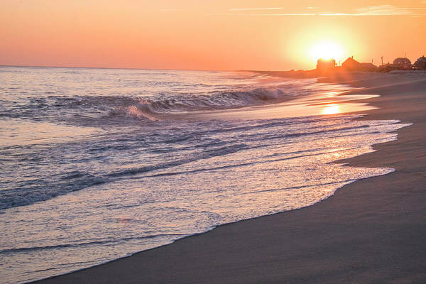 Wall Art - Photograph - Sunset, Madaket Beach, Nantucket by Lisa S. Engelbrecht