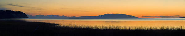 Wall Art - Photograph - Sunset Over Mount Susitna *sleeping by Kevin Smith