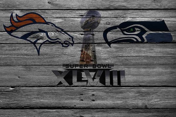 Wall Art - Photograph - Super Bowl Xlviii by Joe Hamilton