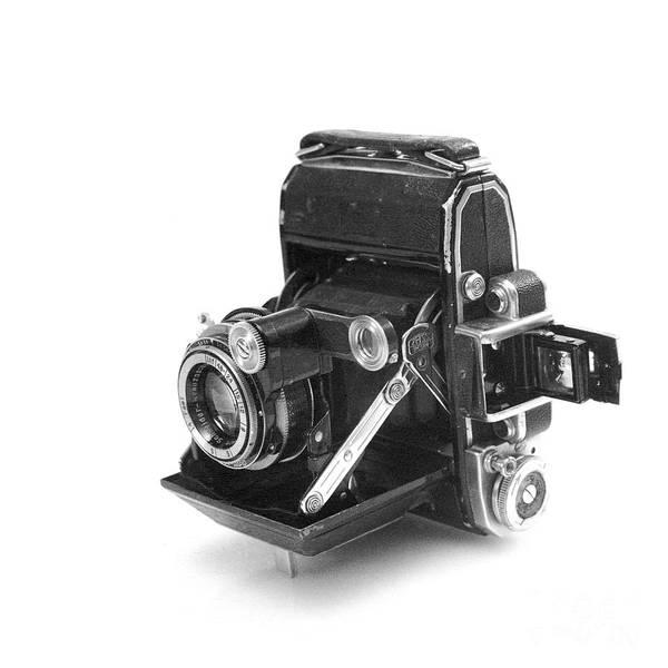 Photograph - Super-ikonta A by Paul Cowan