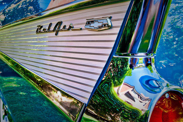 Photograph - Tail Fin by Jeff Sinon
