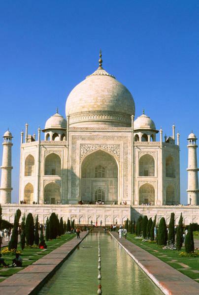 Taj Mahal Photograph - Taj Mahal by Unknown