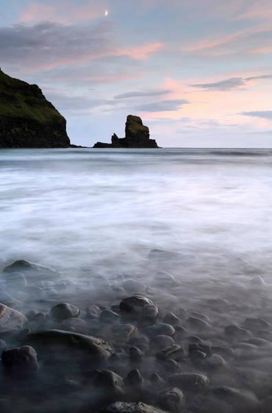 Photograph - Talisker Bay Scotland by Grant Glendinning