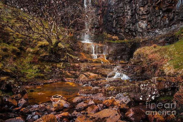 Wall Art - Photograph - Talisker Waterfall by Maciej Markiewicz