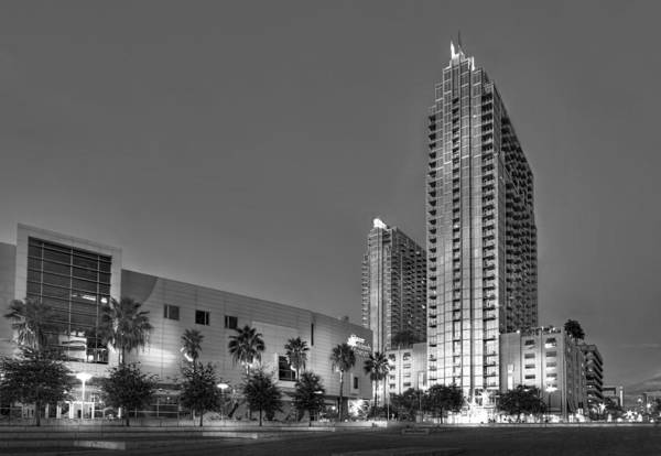 Condos Photograph - Tampa Skyline by Marvin Spates