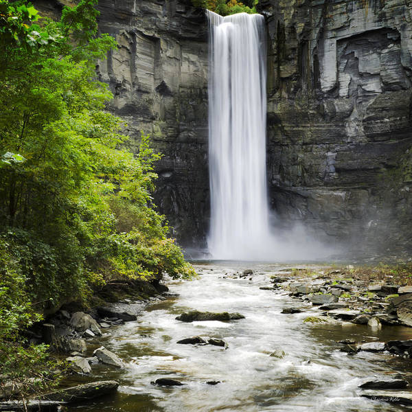 Upstate New York Wall Art - Photograph - Taughannock Falls State Park by Christina Rollo