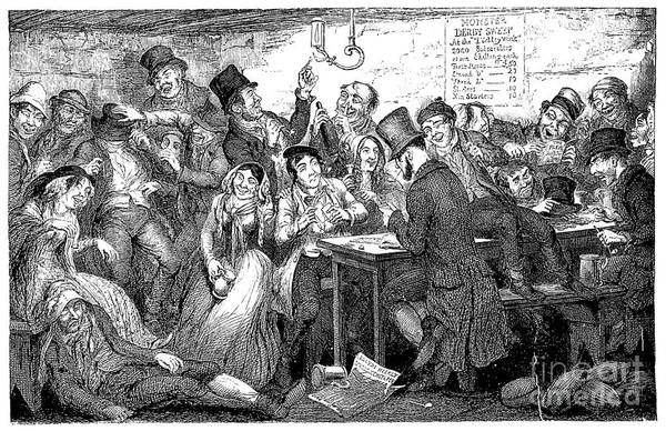Photograph - Temperance Movement, 1848 by Granger