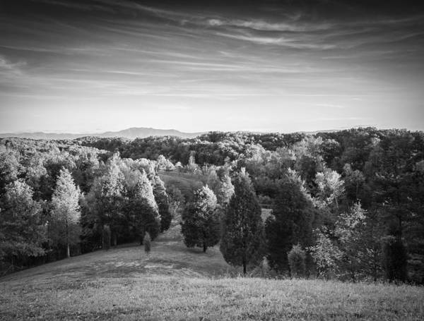 Photograph - Tennessee Hillside by Carolyn Marshall