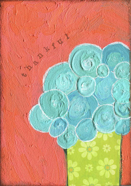 Wall Art - Painting - Thankful by Alli Rogosich