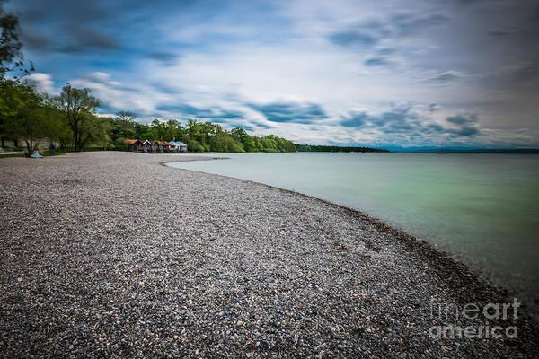 Photograph - The Beach by Hannes Cmarits