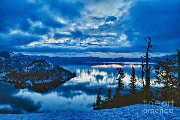 Photograph - The Blue Hour by Stuart Gordon