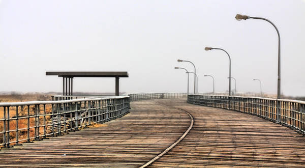 Photograph - The Boardwalk by JC Findley