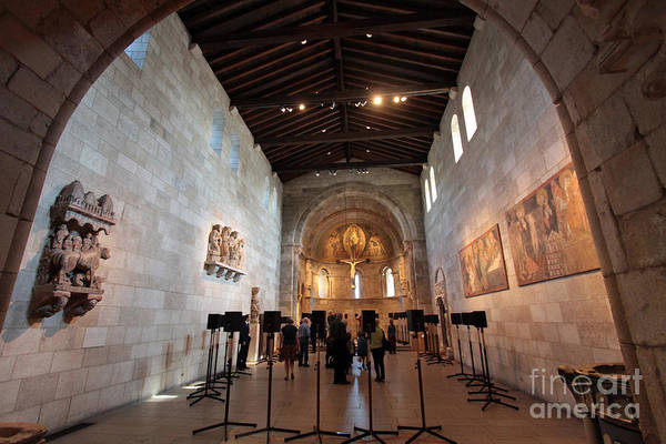Photograph - The Cloisters by Steven Spak