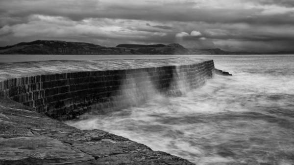 Wall Art - Photograph - The Cobb  by Nigel Jones