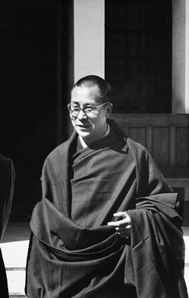 Wall Art - Photograph - The Dalai Lama In 1959 by Brian Brake