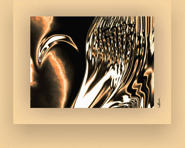 Digital Art - The Dance Of The Wing by Mihaela Stancu
