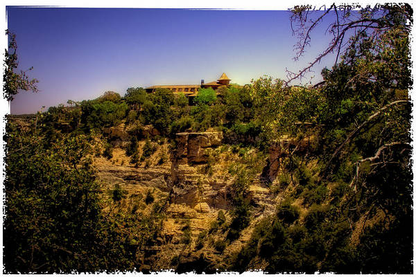Photograph - The El Tovar Hotel At The Grand Canyon by David Patterson