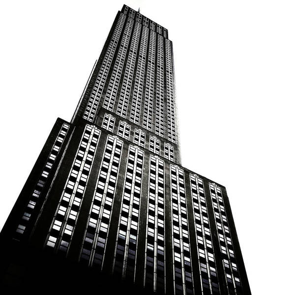 New York City Wall Art - Photograph - The Empire State Building by Natasha Marco