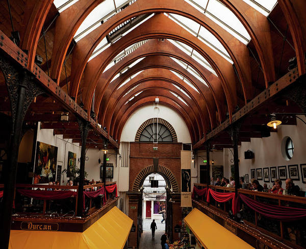 Eire Photograph - The English Market, Cork City, Ireland by Panoramic Images
