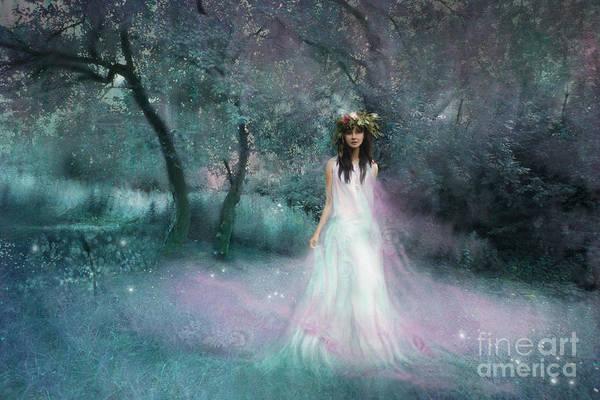 Wall Art - Photograph - The Fairy Tale by Angel Ciesniarska