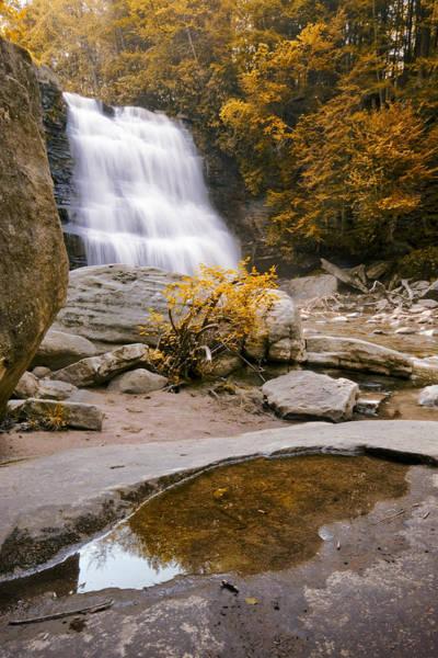 Photograph - The Falls by Ryan Heffron