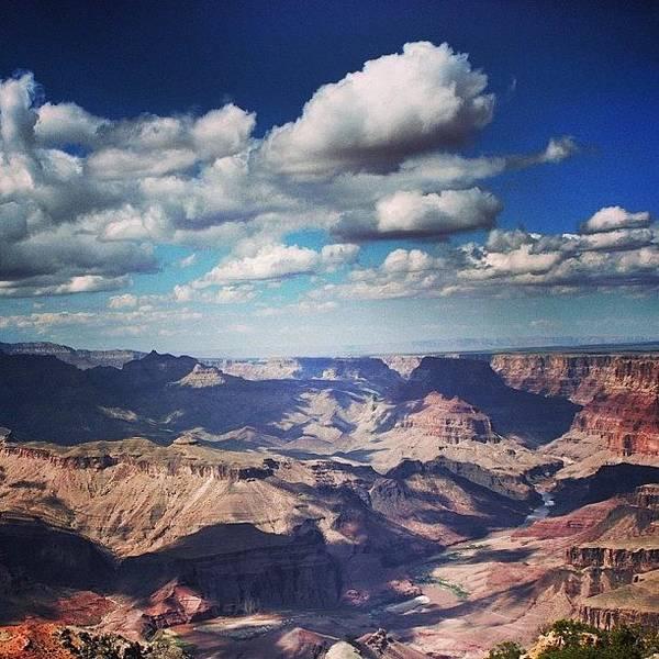 Wall Art - Photograph - The Grand Canyon - Arizona by Luisa Azzolini