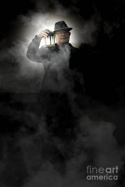 Petrified Photograph - The Graveyard Shift by Jorgo Photography - Wall Art Gallery