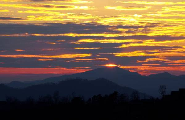 Photograph - The Great Smoky Mountains by Sharon Popek