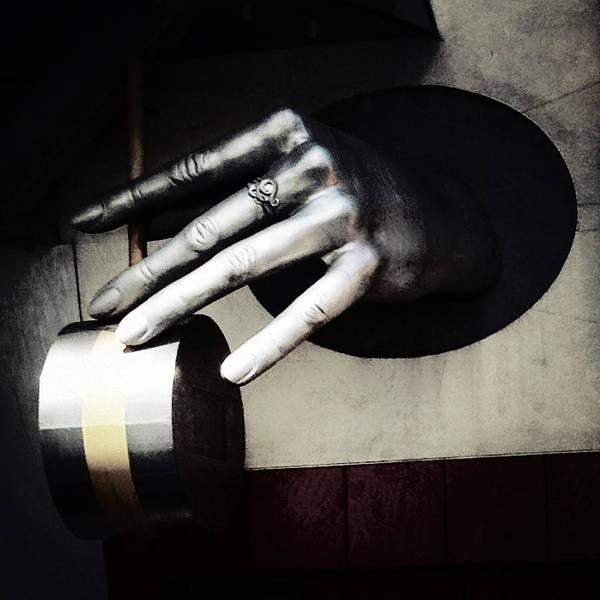 Photograph - The Hand by Natasha Marco