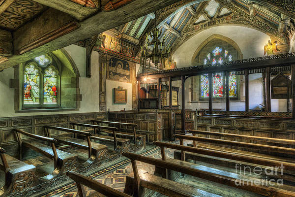 Photograph - The Hidden Chapel by Ian Mitchell