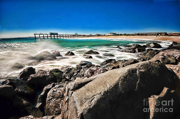 Wall Art - Photograph - The Jersey Shore by Paul Ward