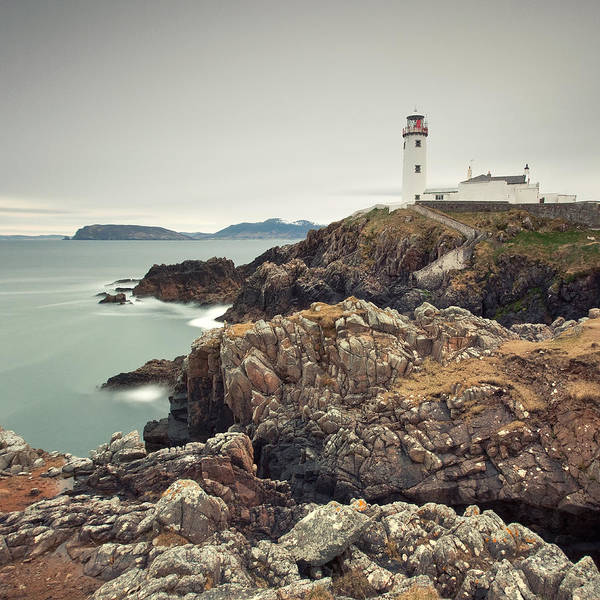 Lee Filters Wall Art - Photograph - The Lighthouse by Pawel Klarecki