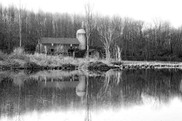 Photograph - The Old Barn by Sara Hudock