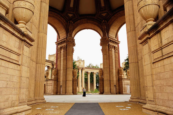 Wall Art - Photograph - The Palace Of Fine Arts by Ron Koeberer