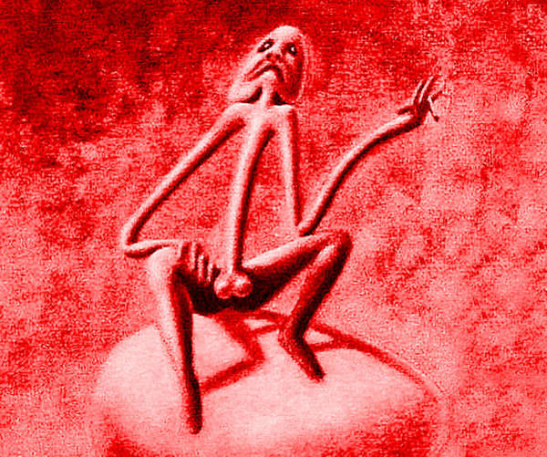 Sexuality Mixed Media - The Philosopher by Genio GgXpress