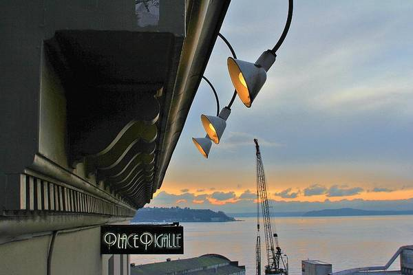 Fantasy Wall Art - Photograph - The Pike Place by Tony Castle