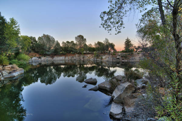 Photograph - The Quinn Quarry by Jim Thompson