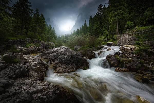 Wall Art - Photograph - The River by Francesco Tavani