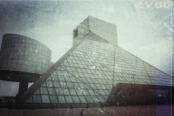 Wall Art - Photograph - The Rock Hall Cleveland by Kenneth Krolikowski