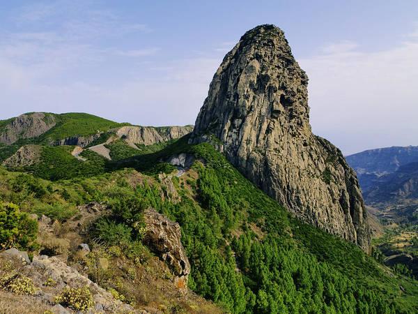 La Gomera Wall Art - Photograph - The Rocks On Gomera by Karol Kozlowski