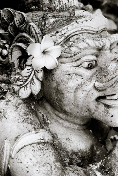 Photograph - The Shrine In Bali by Shaun Higson