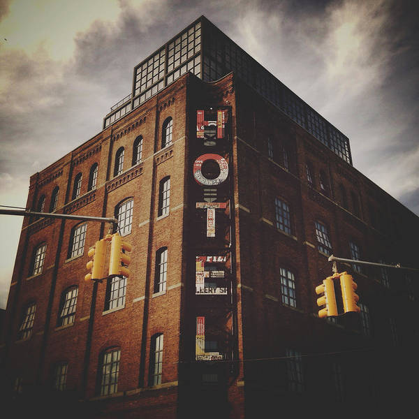 The Wythe Hotel Art Print