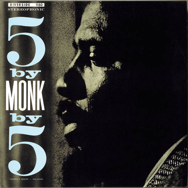 Buddhism Digital Art - Thelonious Monk -  5 By Monk By 5 by Concord Music Group