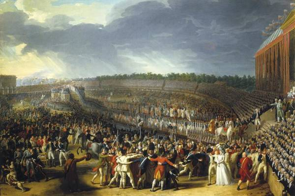 Wall Art - Photograph - Thevenin, Charles 1764-1838. The by Everett