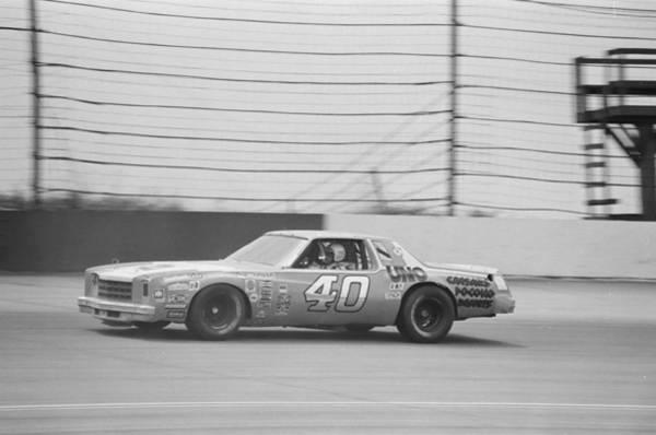 Daytona Photograph - Tim Richmond by Retro Images Archive