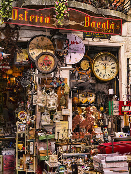 Photograph - Time Waits For No Man by Brenda Kean