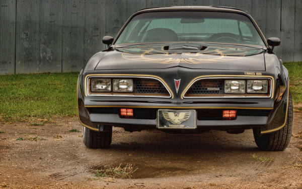 Photograph - Trans Am 1 by Thomas Young