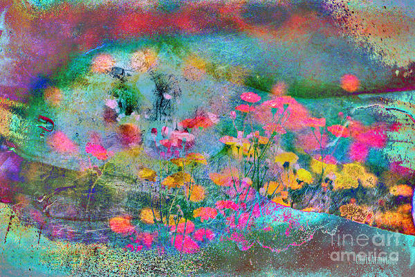 Digital Art - Transparent by Chris Armytage