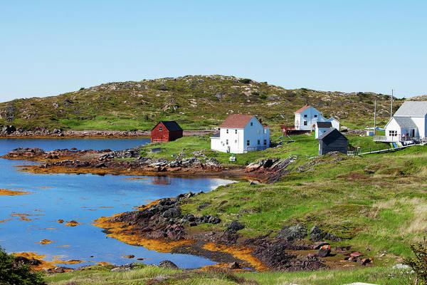 Maritime Provinces Photograph - Trinity, Newfoundland, Canada by Greg Johnston